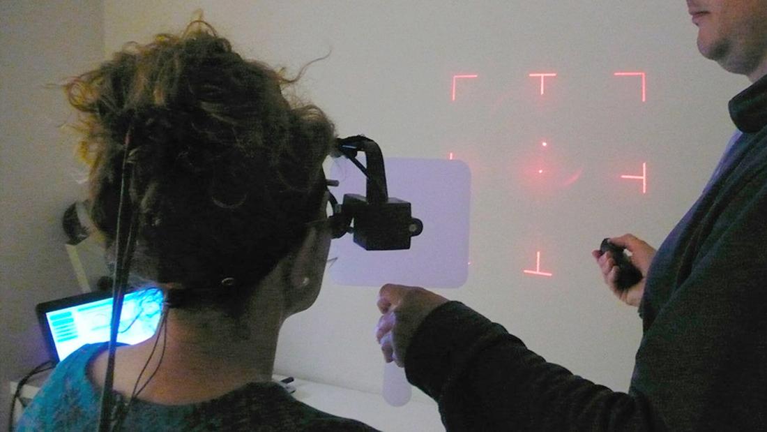 Videooculografía con tecnología GazeLab