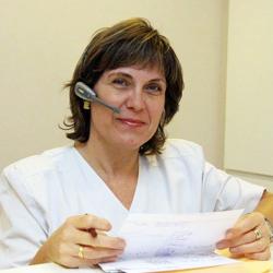 Sra. Conchi Ibáñez. INOF