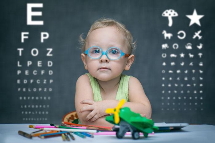 Tratamiento de la miopía infantil en el Centro INOF