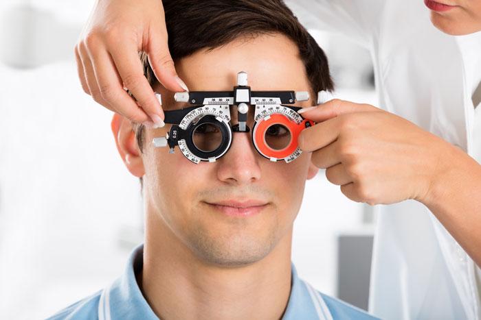 Tratamientos de optometría en INOF