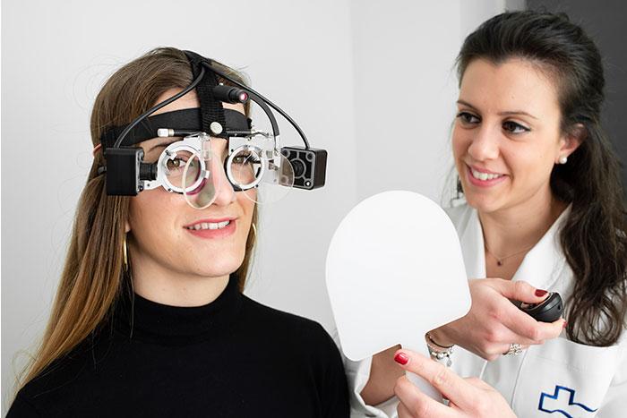 Prueba De Video-oculografía Con Gazelab